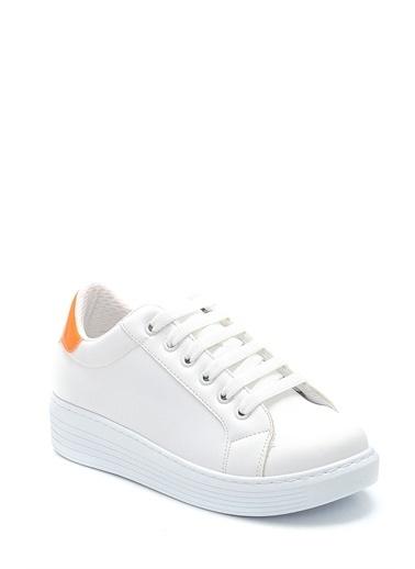 Derimod Kadın Ayakkabı(Bn-30226-Drm) Casual Beyaz